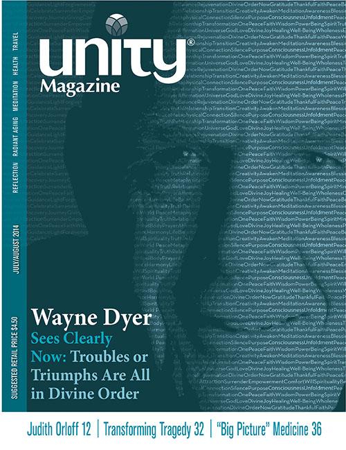 Unity Magazine July/August 2014