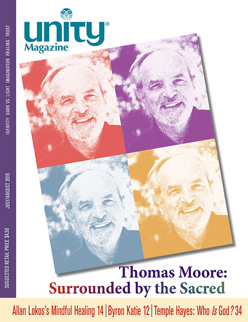 Unity Magazine July/August 2015