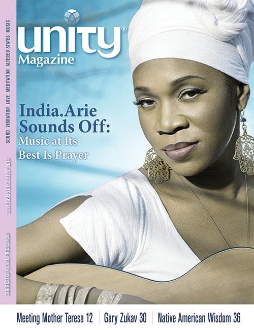 Unity Magazine November/December 2014