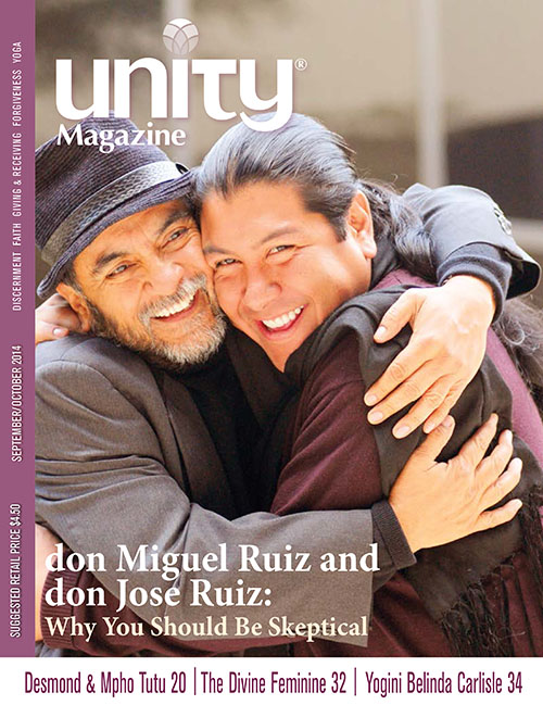 Unity Magazine September/October 2014
