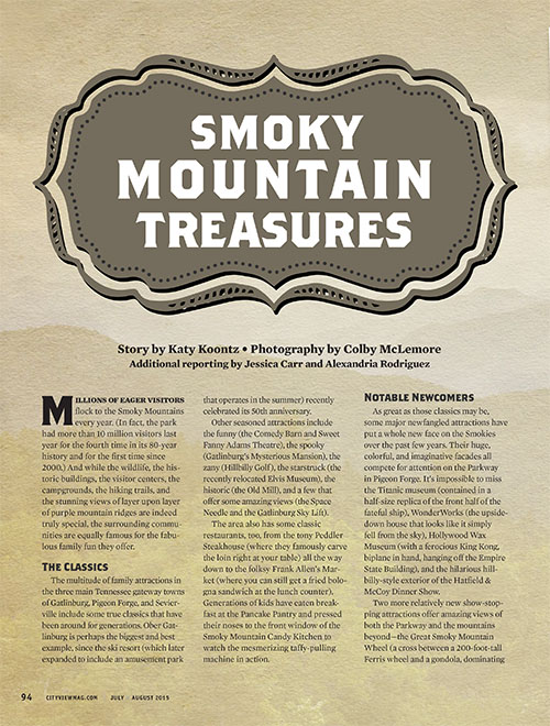 Smoky Mountain Treasures