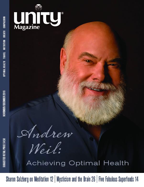 Unity Magazine November/December 2016